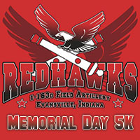 RedHawks Memorial Day 5K 2016