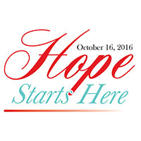 Hope Starts Here 5K