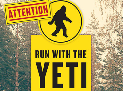Run With The Yeti
