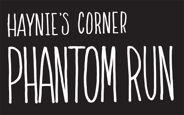 Haynie's Corner Phantom Run