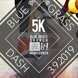 Blue Grass Dash
