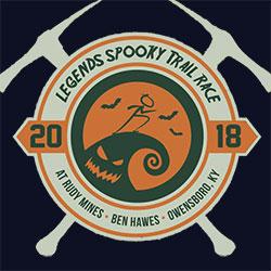 Legends Spooky Trail Race