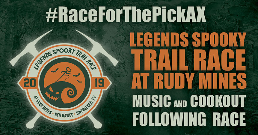 Legends Spooky Trail Race