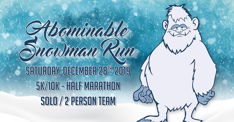 Abominable Snowman Run