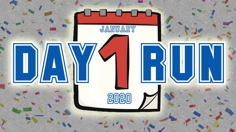 Day 1 Run