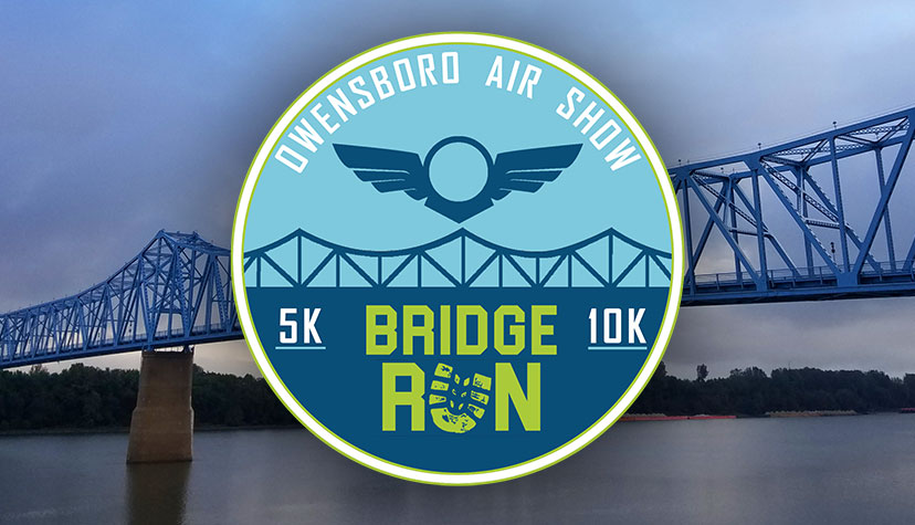 Owensboro Air Show Bridge Run