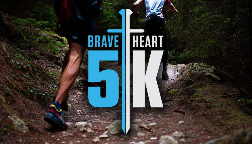Braveheart 5K/10K Kilted Trail Run